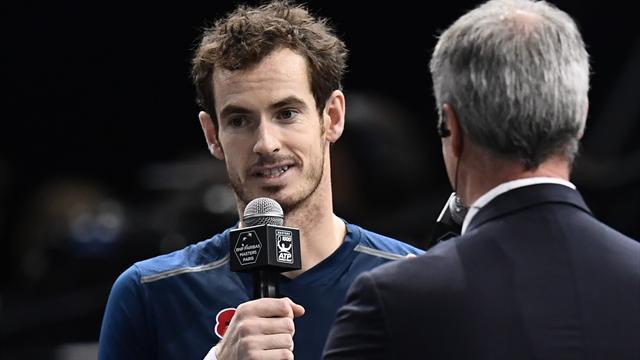 Теннисист Энди Маррей впервый раз возглавит рейтинг ATP