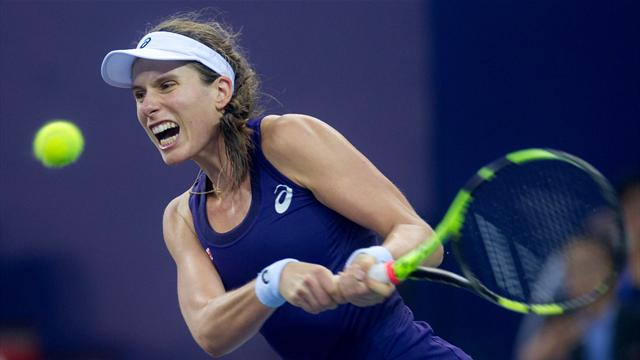 Konta and Raonic split from coaches
