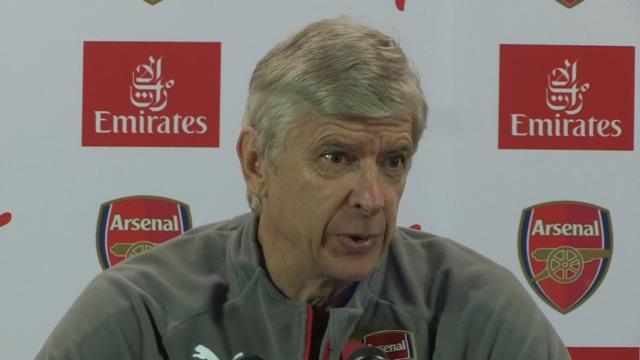 Wenger : »L'opportunité d'écrire l'Histoire»
