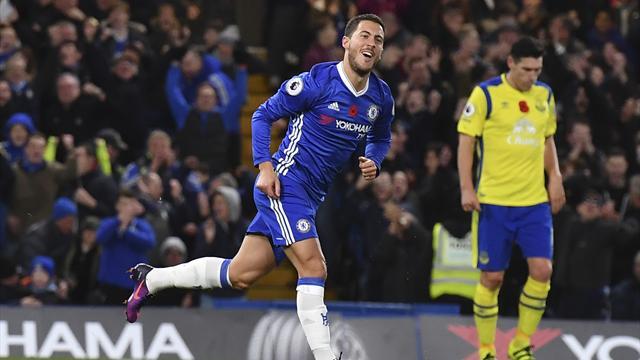 Plus de doute : Chelsea et Hazard ont trouvé la bonne carburation