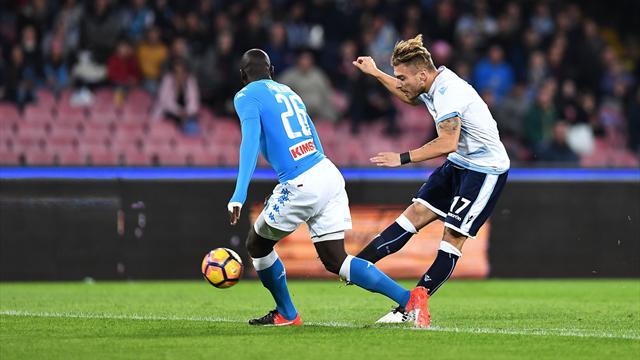 Serie A. Lazio-Napoli: dove vederla, probabili formazioni, quote e pronostico