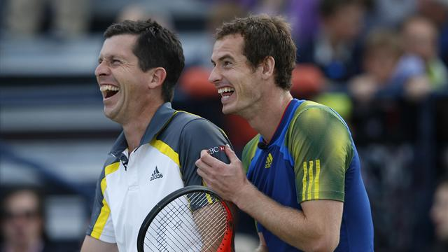 'Murray's choice' Henman set for GB captain role at ATP Cup - reports