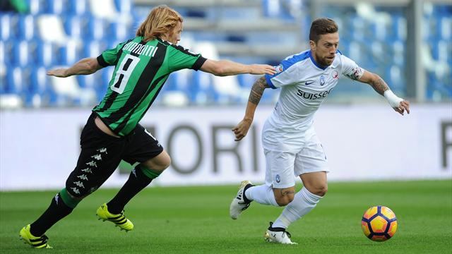 Le pagelle di Sassuolo-Atalanta 0-3