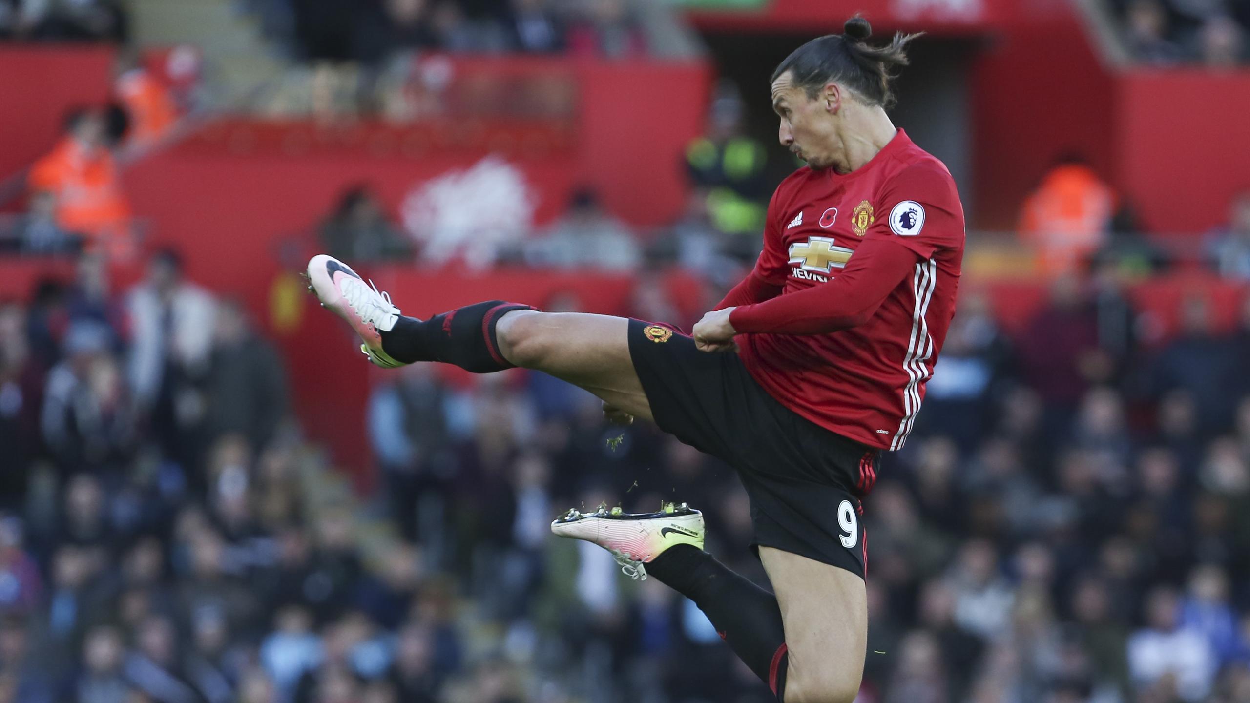 Zlatan Ibrahimovic - Manchester United - Premier League 2016/2017