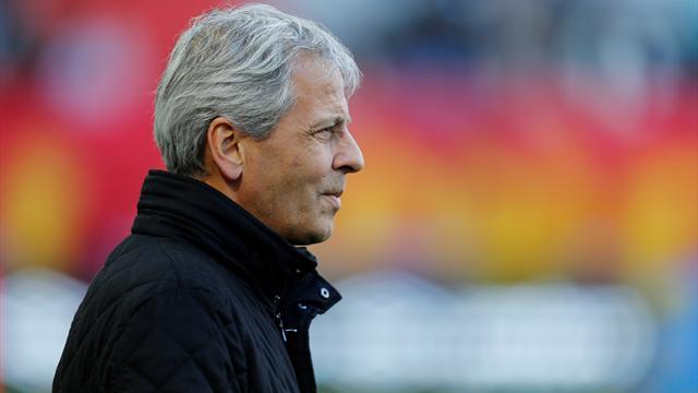 """Favre : """"Balotelli devrait reprendre gentiment la semaine prochaine"""""""