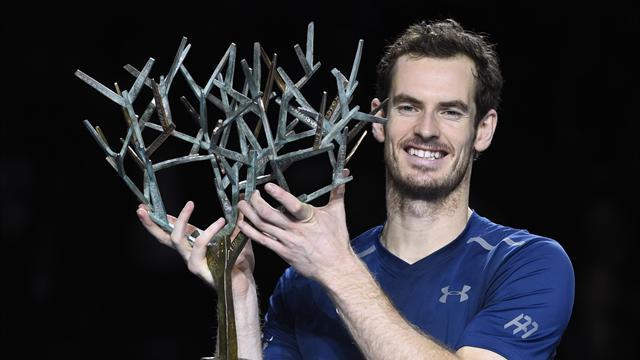 Murray, la cerise sur la couronne