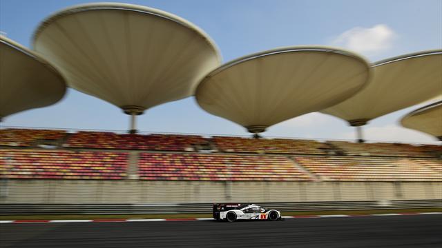 Victoire et titre mondial pour Porsche