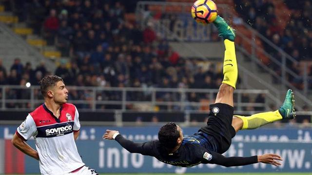 Con goles, Icardi pide Selección