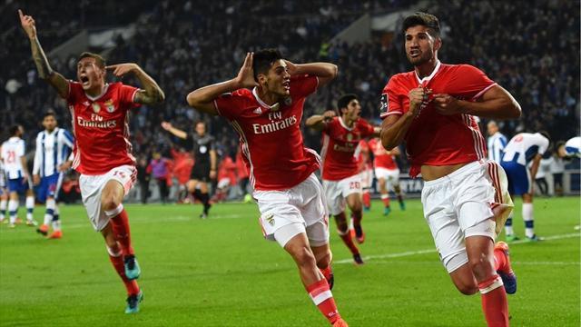 Benfica'dan Porto'ya son dakika şoku