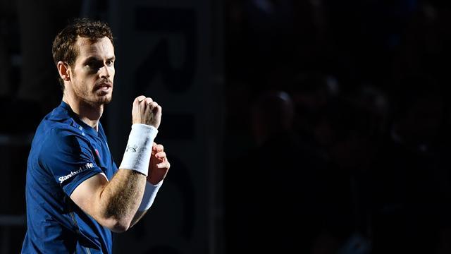 Murray, le 26e champion à découvrir l'ivresse du pouvoir