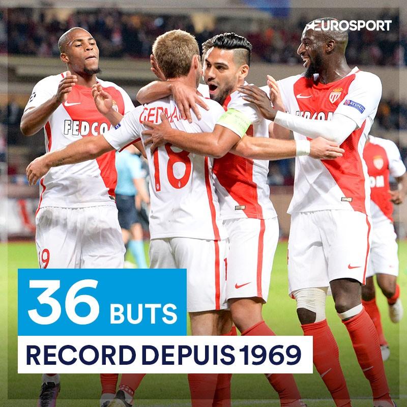 Lucas Dépasse Son Record De Buts: Monaco Et Son Attaque De Feu : Même Le PSG De