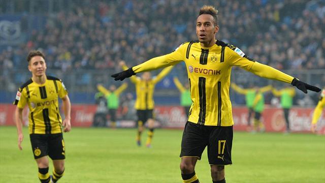 Benfica-Dortmund : la fougue d'Aubameyang face à l'expérience de Luisao