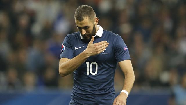 Griezmann et son statut chez les Bleus — Équipe de France