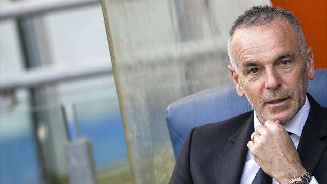 Stefano Pioli nouvel entraîneur de l'Inter Milan