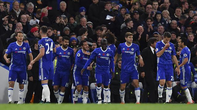 Avec Conte, Chelsea a retrouvé la joie de jouer et c'est la Premier League qui va en faire les frais
