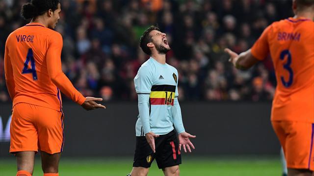 Pays-Bas – Belgique EN DIRECT