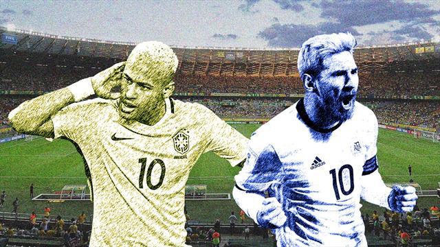 Brasil-Argentina, el Clásico más esperado (00:45)