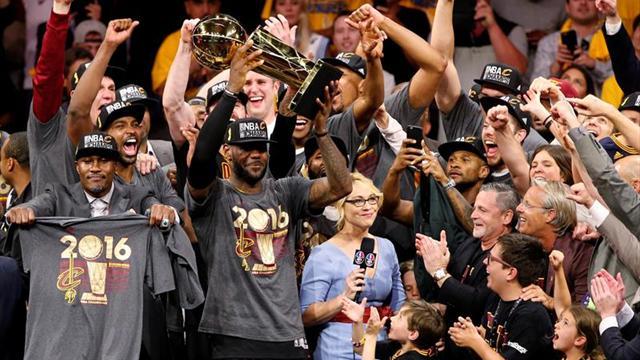 LeBron James no evita la caída del invicto de Cleveland Cavaliers
