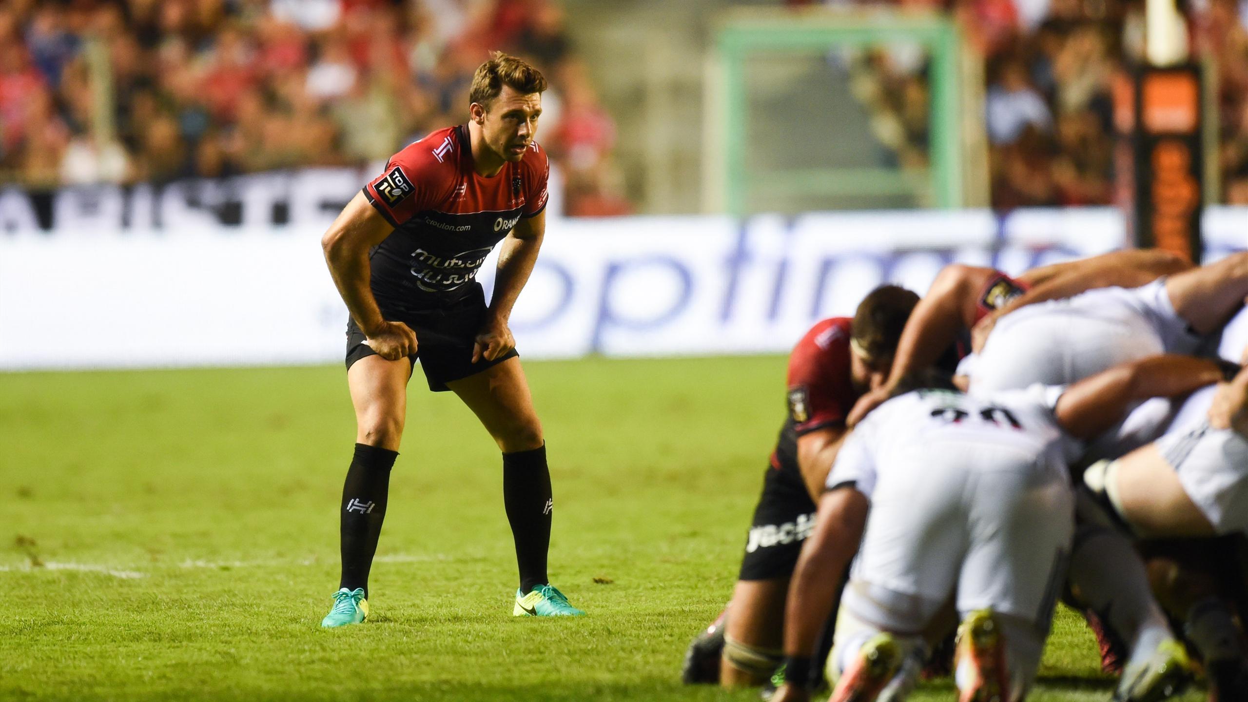 Vincent Clerc (Toulon) - septembre 2016