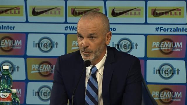 """Pioli: """"Gagliardini è pronto, Medel per me ora è un difensore"""""""