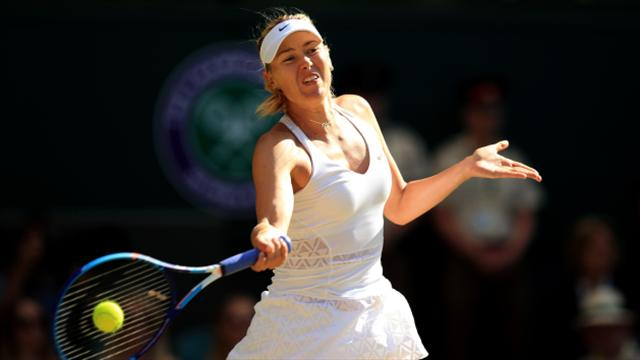 Maria Sharapova accepts suspicion will remain when she returns from doping ban
