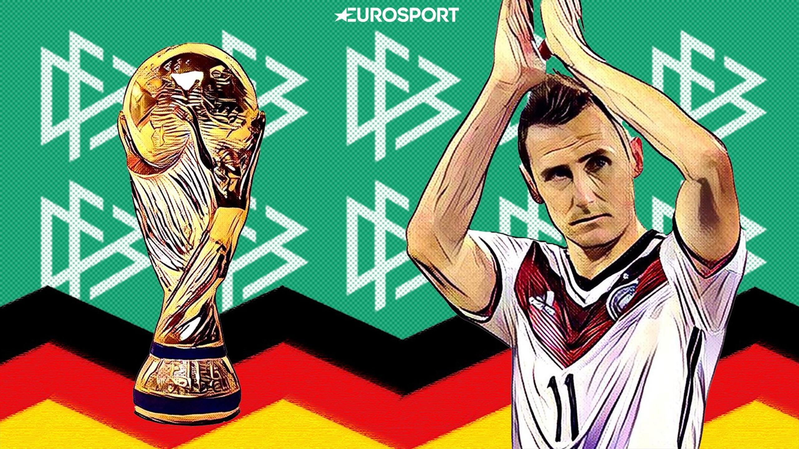 Все немецкии футболисты