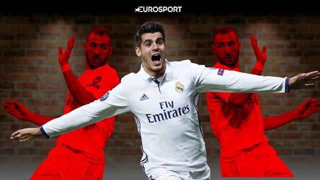 Роналду— лучший игрок года поверсии Goal