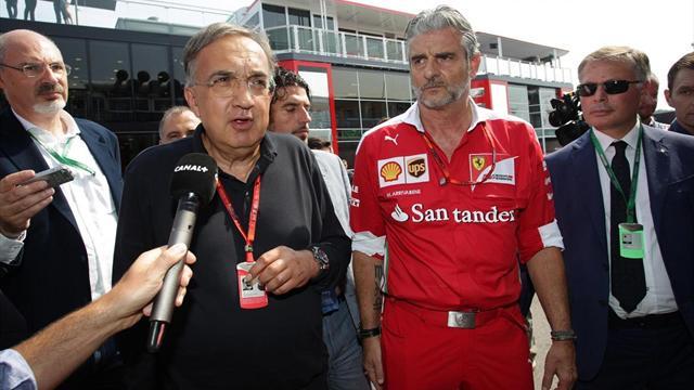 """Marchionne e l'approdo della Ferrari in Formula E: """"In futuro potremmo esserci anche noi"""""""