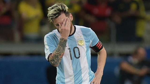 Blog Brotons: El fracaso de Messi