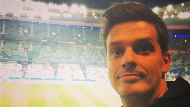 France-Suède : revivez le Live Facebook d'avant-match de notre envoyé spécial