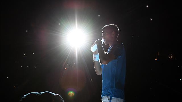Djokovic : «Qu'est-ce qui vous fait dire que je ne suis plus motivé ?»