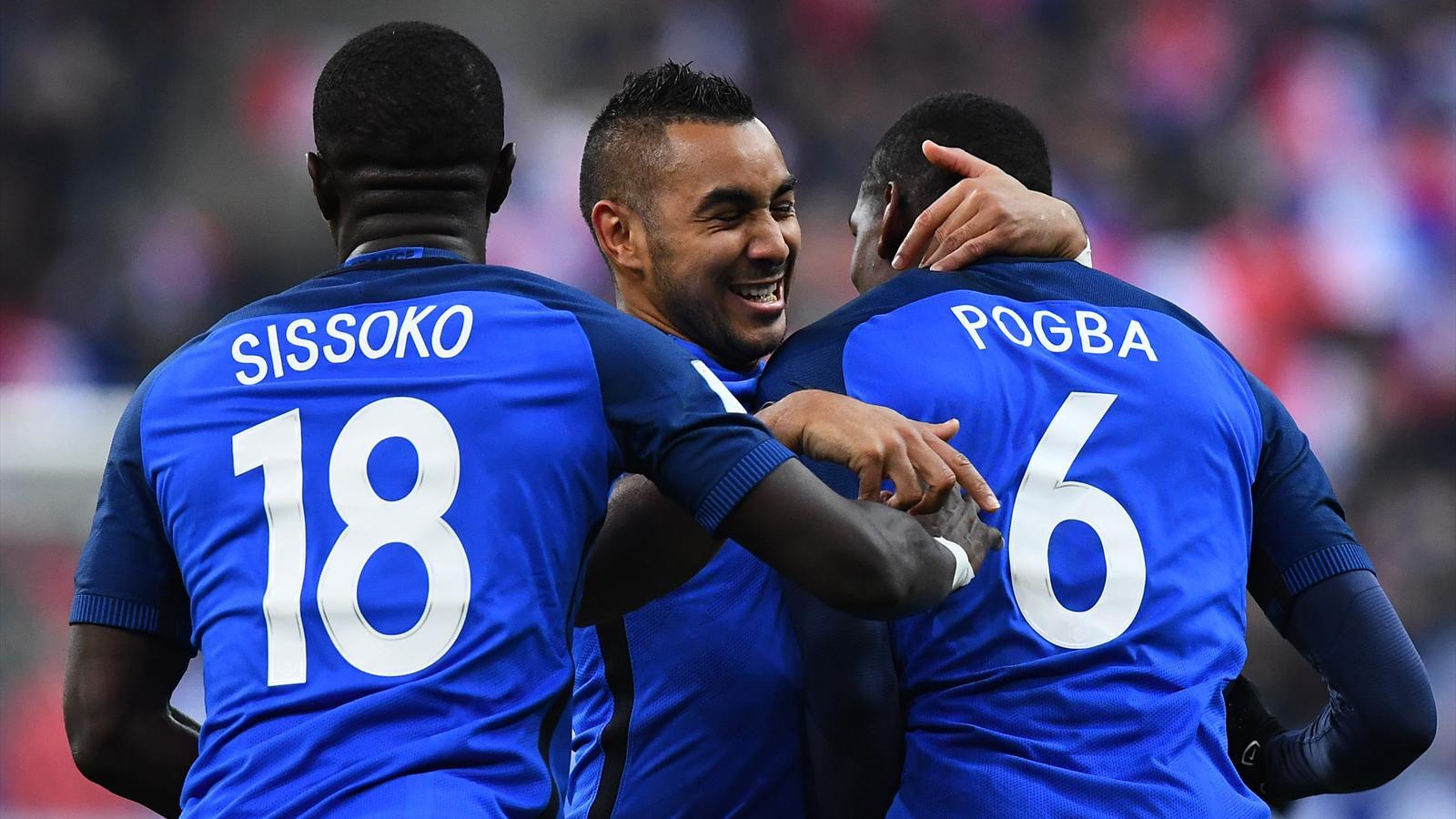 Qualifications coupe du monde 2018 la france renverse la su de 2 1 qualif coupe du monde - Coupe de france football calendrier ...