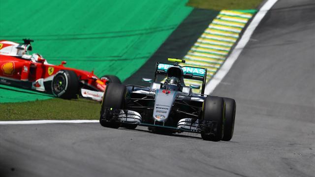 F1 Brasile 2016, Hamilton: