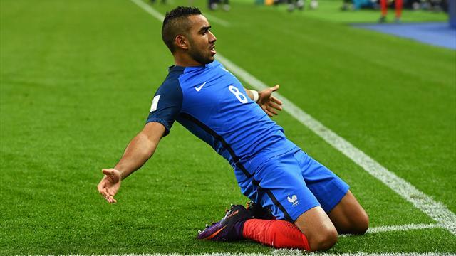 Clasificación Mundial 2018, Francia-Suecia: Nadie puede con Payet (2-1)
