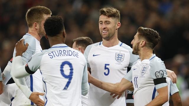 England record comfortable Wembley win over Scotland