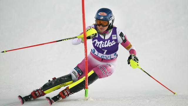 Les Valaisans dans le portillon de départ — Ski alpin