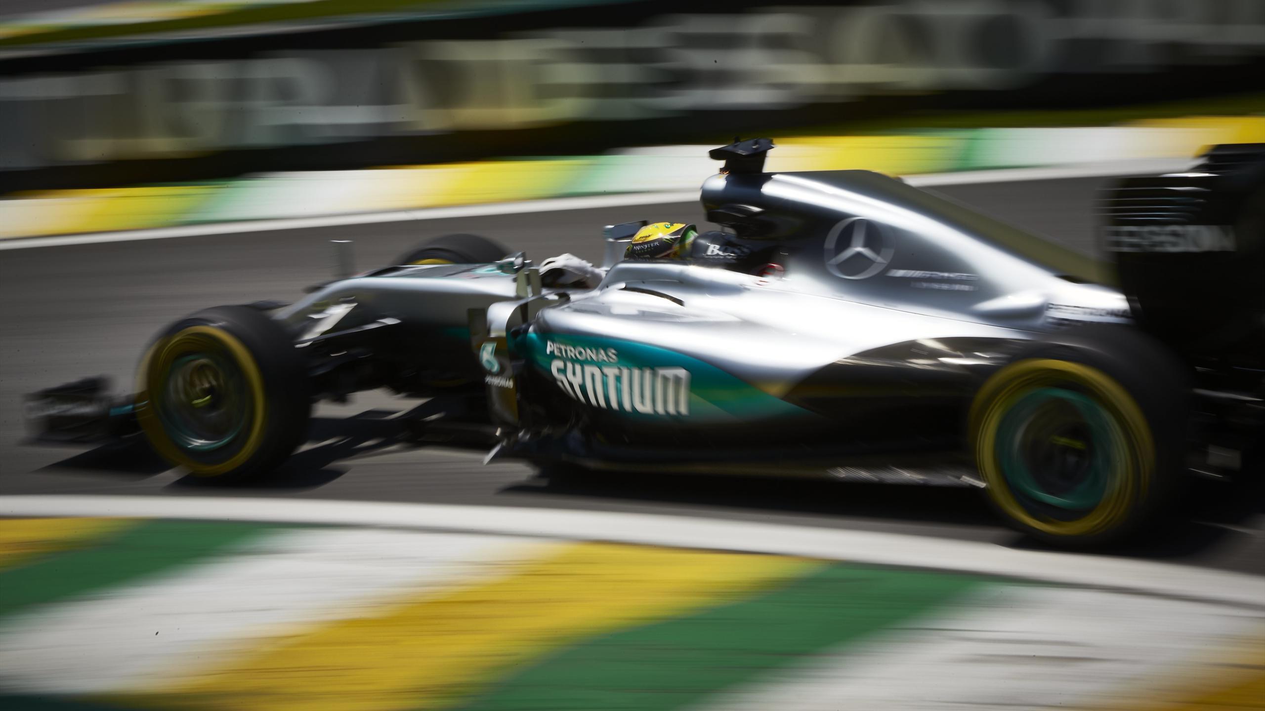 Lewis Hamilton (Mercedes) - GP of Brazil 2016