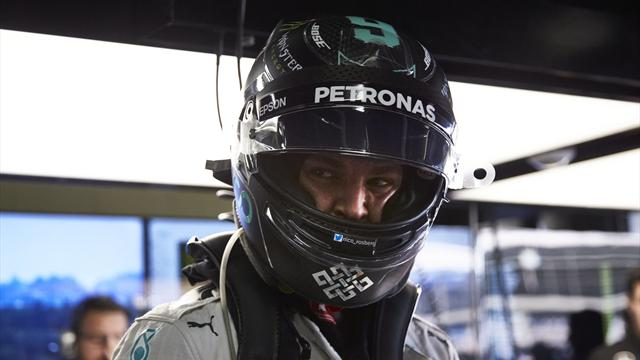 Lewis Hamilton passe son message