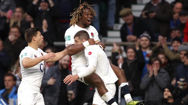Hughes, Yarde to start for England against Australia