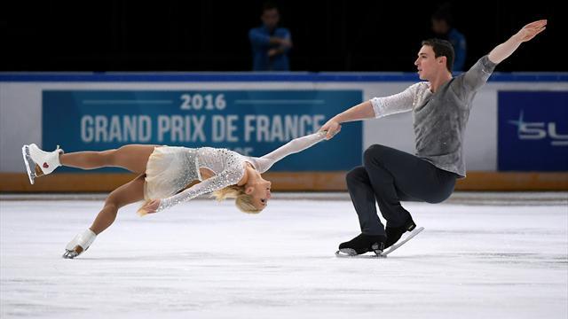 Die Eiskunstlauf-WM live im TV und im Livestream bei Eurosport