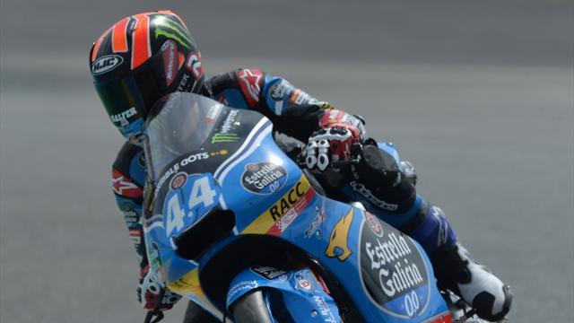 Moto3 Valence : Binder termine en beauté