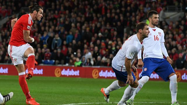Le Pays de Galles en difficulté malgré Bale, Brozovic met la Croatie sur la bonne voie
