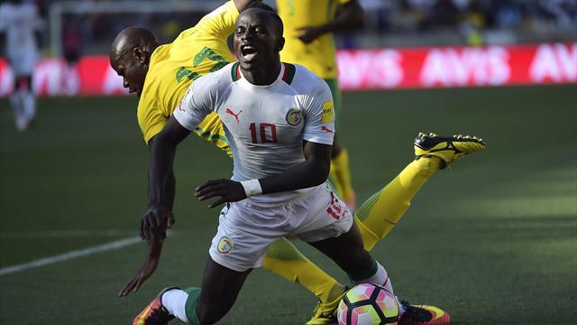 Le Sénégal à l'arrêt, la Côte d'Ivoire se place