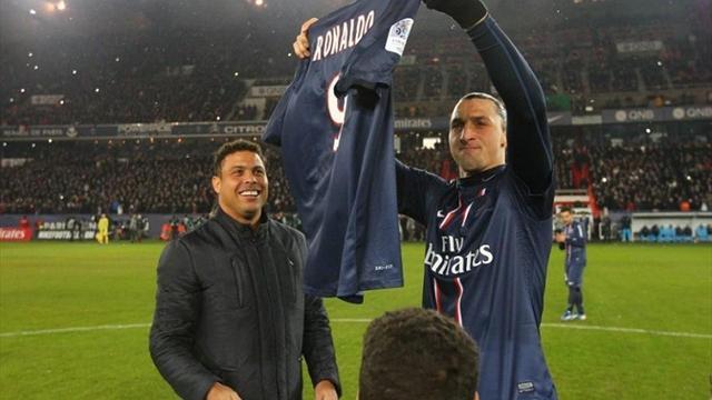 «Роналдо был гениален, наврядли его сумеет кто-то затмить»— Ибрагимович