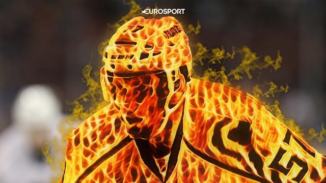 Пожар-птица. История парня из НХЛ, чей отец чуть не сжег жену