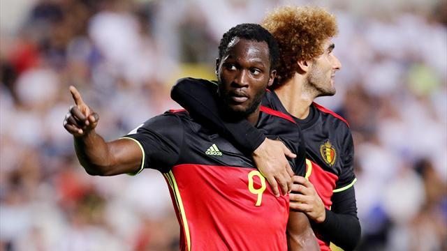 Belgique – Grèce EN DIRECT