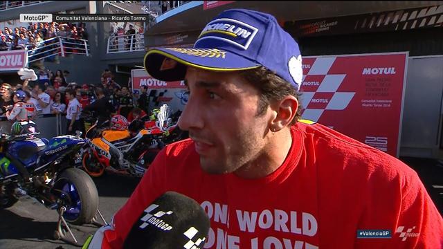 Ducati found it tough to drop Iannone