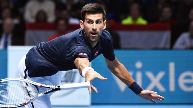 Tennis, Atp Finals: Djokovic buona la prima. Sconfitto Thiem, Raonic batte Monfils