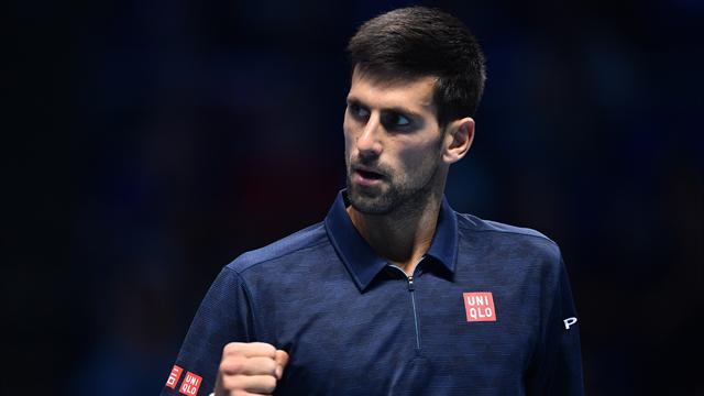 Djokovic a balbutié avant de dérouler