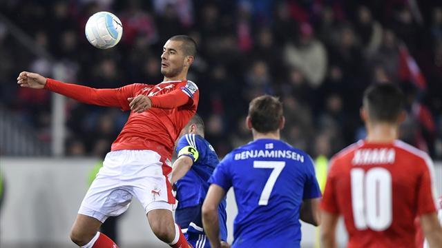 Eren Derdiyok gollerine İsviçre'de devam ediyor